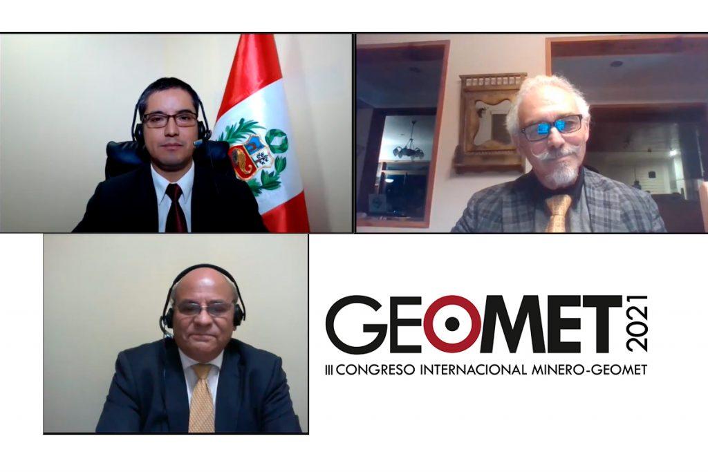 Mining development in Latin America, promoted in GEOMET 2021